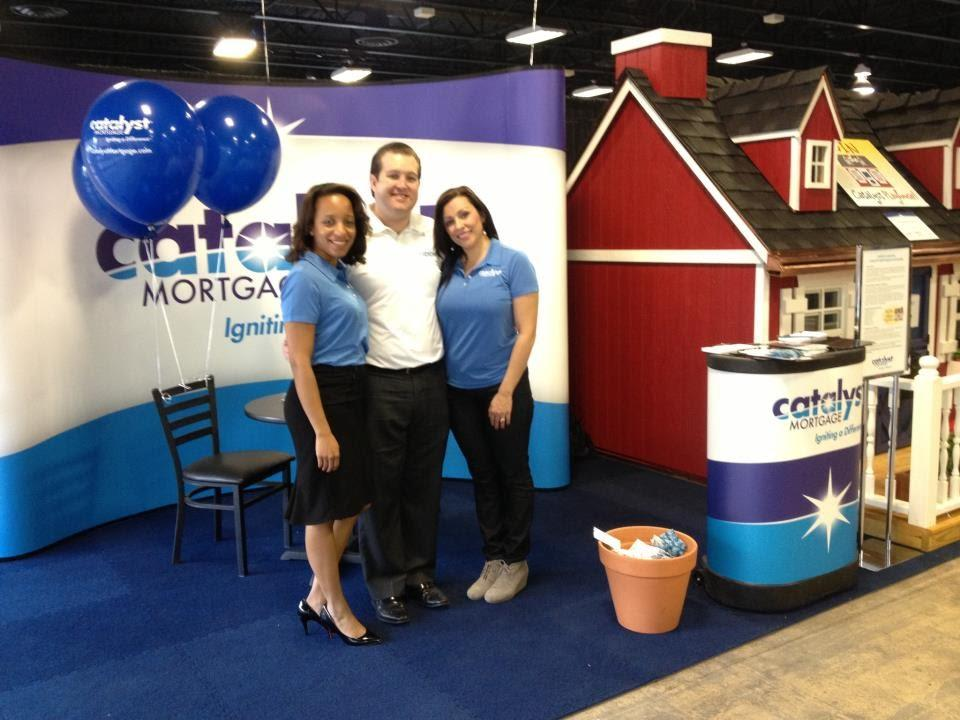 Sacramento Home and Garden Show Booth Team 2