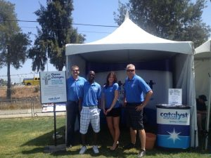 Haggin Oaks Golf Expo Team