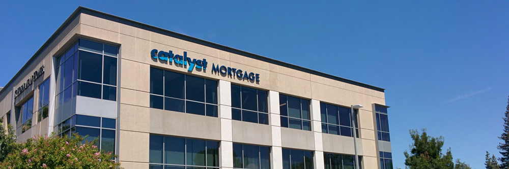 Photo of Exterior of Catalyst Mortgage Building